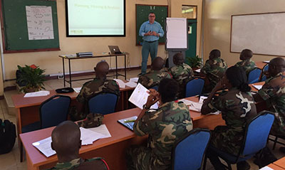 TRiM training underway in Malawi